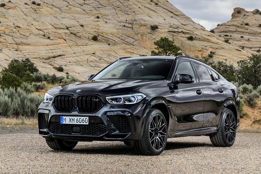 ماشین BMW X6 2020