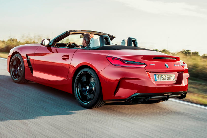2020 bmw z4 roadster review trims specs price new interior features exterior design and specifications carbuzz 2020 bmw z4 roadster review trims
