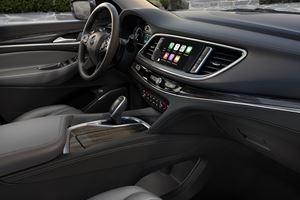 2020 buick enclave interior photos | carbuzz