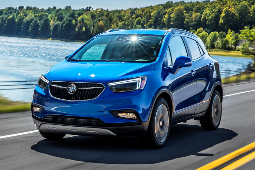 2020 Buick Encore Interior, Spy Photos, Specs >> 2020 Buick Encore Gx Review Trims Specs And Price Carbuzz