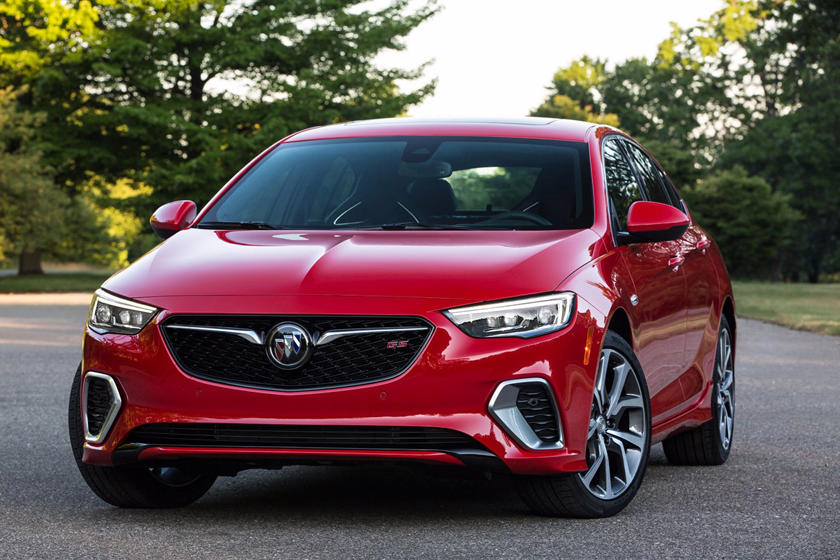 2020 Buick Regal GS Review, Trims, Specs and Price | CarBuzz