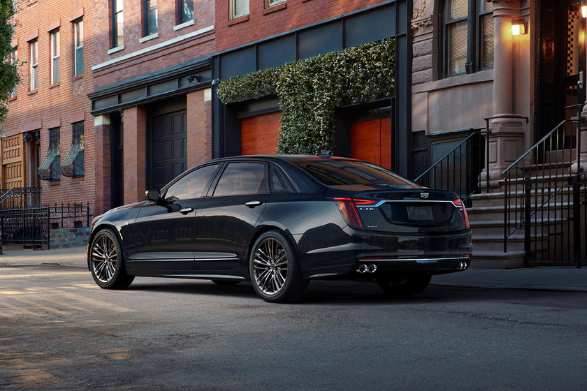 Fastest Cars Under 15K >> 2020 Cadillac CT6-V Review, Trims, Specs and Price | CarBuzz