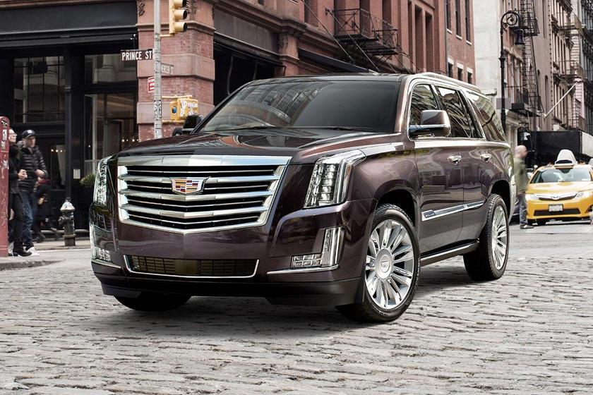 2020 Cadillac Escalade Review Trims Specs And Price Carbuzz