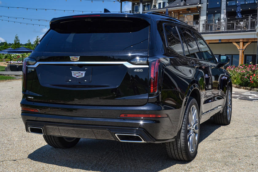 2020 Cadillac Xt6 Design Specs Equipment Price >> 2020 Cadillac XT6 Review, Trims, Specs and Price | CarBuzz