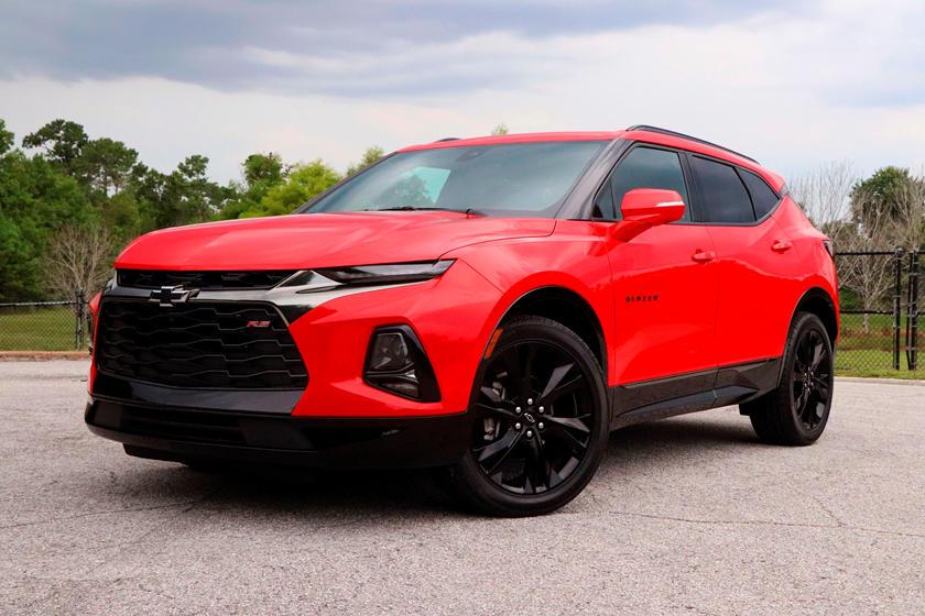 2020 Chevrolet Blazer Review Trims Specs And Price Carbuzz