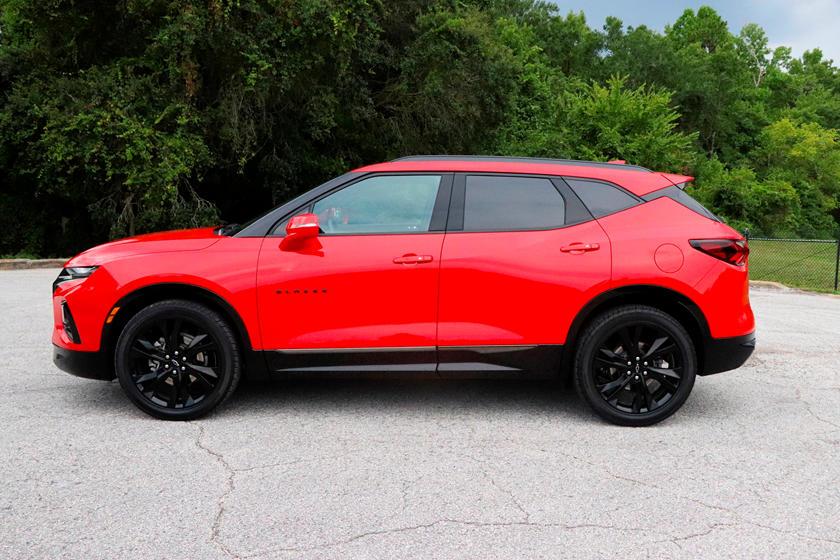 2020 Chevrolet Blazer: Review, Trims, Specs, Price, New ...