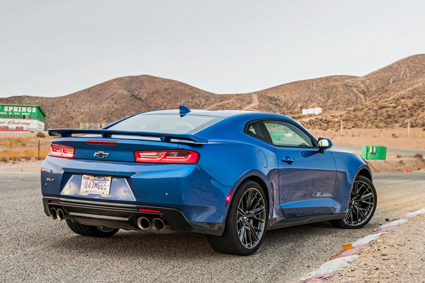 2020 Chevrolet Camaro Zl1 Coupe Review Trims Specs Price New Interior Features Exterior Design And Specifications Carbuzz