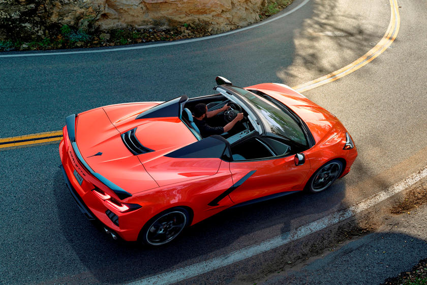 2020 chevrolet corvette stingray c8 convertible  review