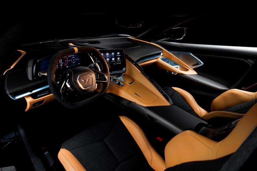 2020 Chevrolet Corvette Stingray C8 Coupe Review, Trims