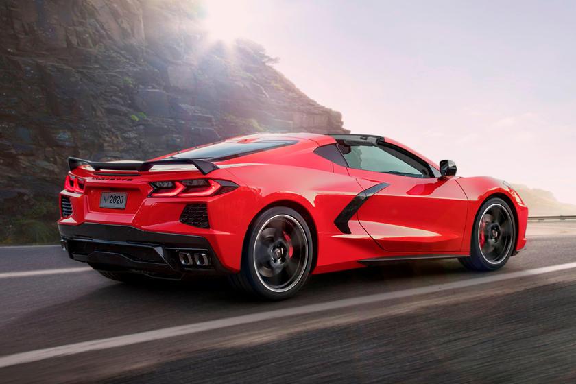 2020 Chevrolet Corvette Stingray C8 Coupe Review Trims Specs And