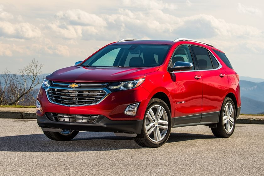 2020 Chevrolet Equinox Review Trims Specs And Price Carbuzz