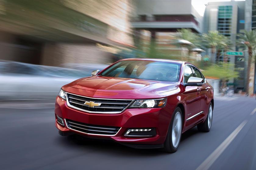 2020 Chevrolet Impala Review Trims Specs Price New Interior