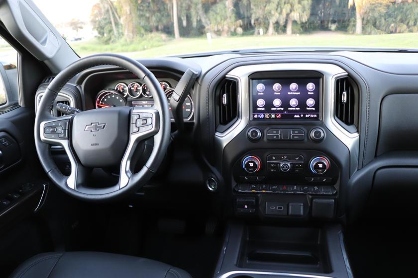 2020 Chevrolet Silverado 1500 Review Trims Specs And