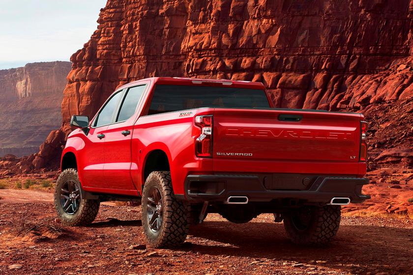 2020 Chevrolet Silverado 1500: Review, Trims, Specs, Price, New ...