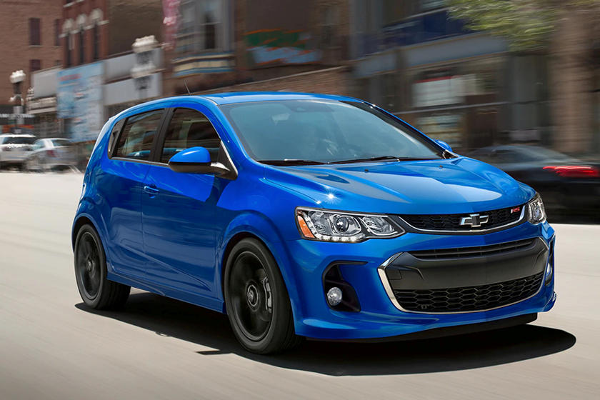 2020 Chevrolet Sonic Hatchback: Review, Trims, Specs ...