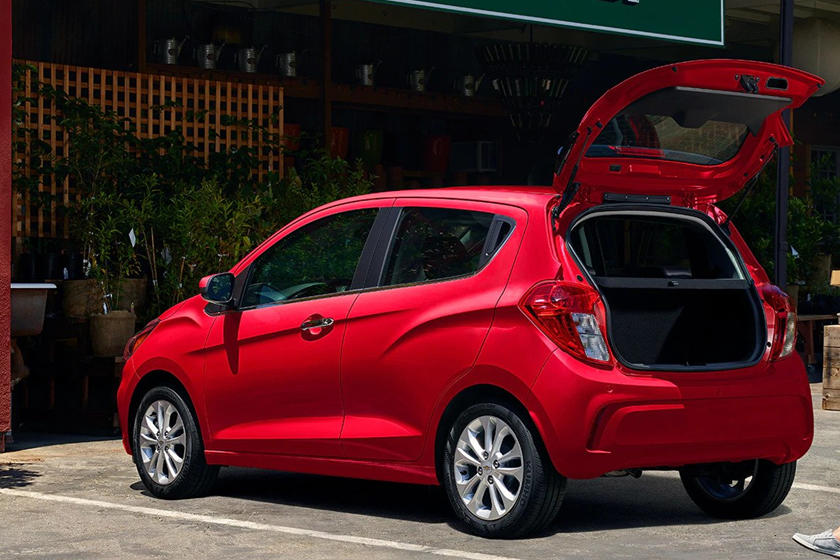 2020 Chevrolet Spark Review Trims Specs Price New Interior