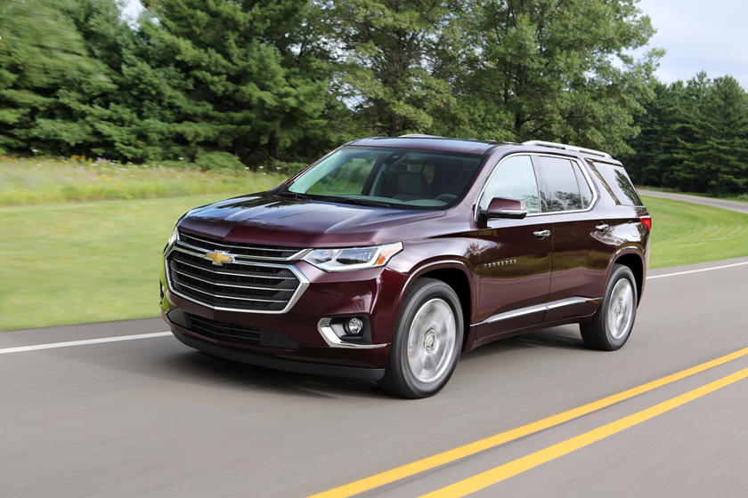 2020 Chevrolet Traverse Release Date And Price >> 2020 Chevrolet Traverse Review Trims Specs And Price Carbuzz