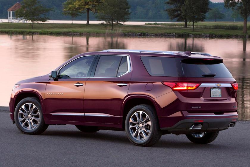 2020 Chevrolet Traverse: Review, Trims, Specs, Price, New ...