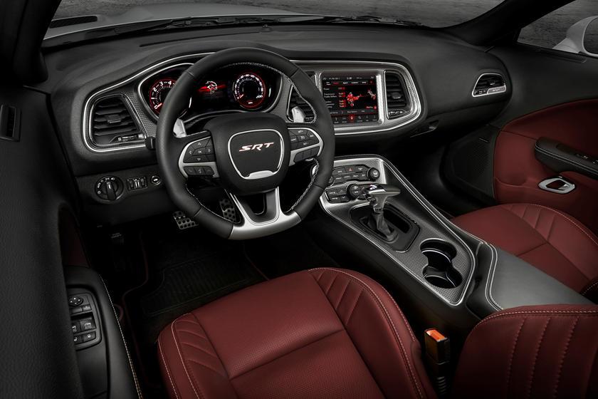 2020 Dodge Challenger SRT Hellcat Interior Photos | CarBuzz