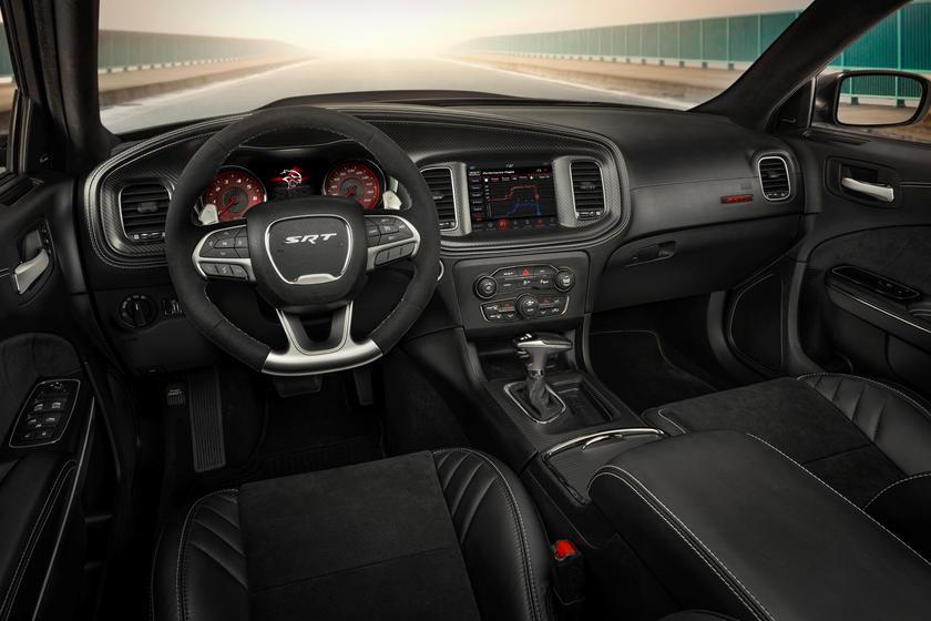 2020 Dodge Charger Srt Hellcat Interior Photos Carbuzz