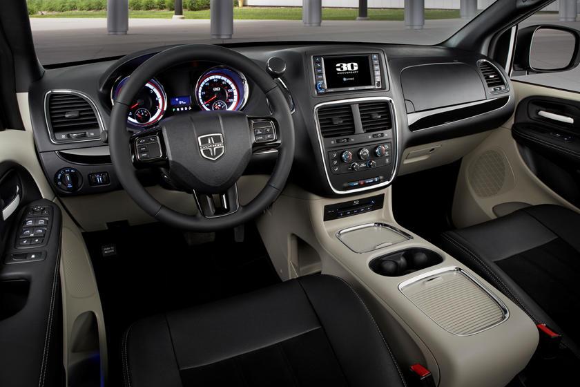 dodge grand caravan tan interior 2 Dodge Grand Caravan Interior Photos  CarBuzz