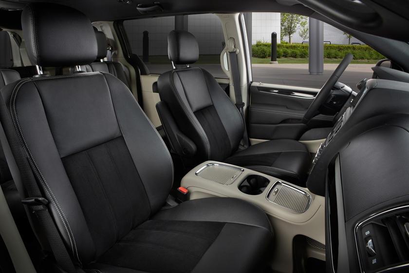 2020 Dodge Grand Caravan Interior Photos Carbuzz