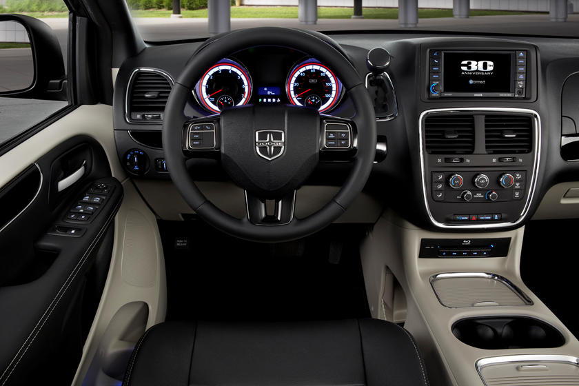 2020 Dodge Grand Caravan Interior Photos Carbuzz