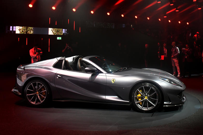 Ferrari 812 Gts Review Trims Specs Price New Interior Features Exterior Design And Specifications Carbuzz