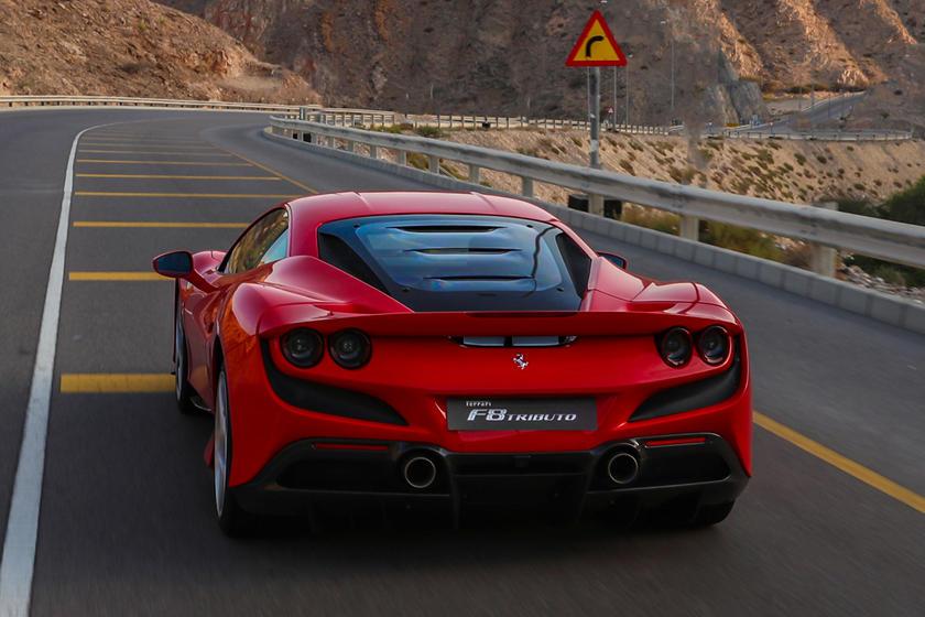 Ferrari F8 Tributo Review Trims Specs Price New Interior Features Exterior Design And Specifications Carbuzz