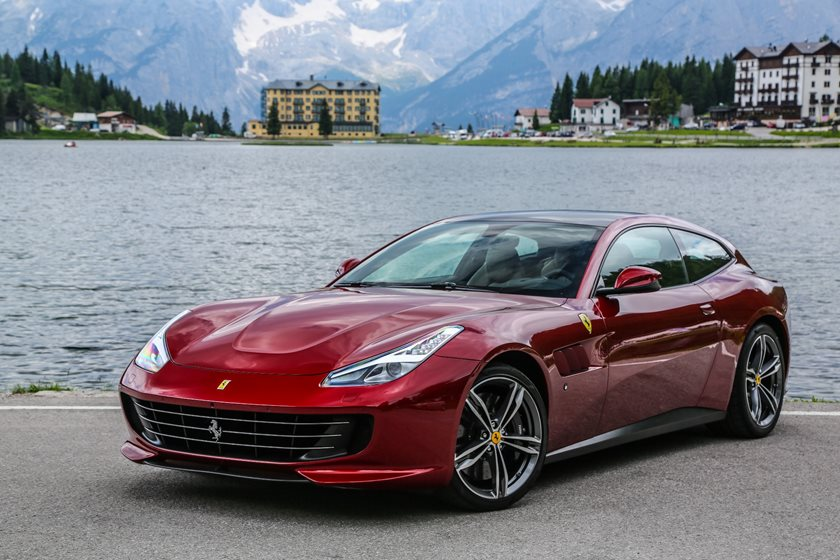 Ferrari Gtc4lusso Review Trims Specs Price New Interior Features Exterior Design And Specifications Carbuzz