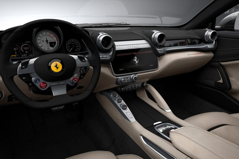 Ferrari Gtc4lusso Review Trims Specs Price New Interior Features Exterior Design And Specifications Carbuzz