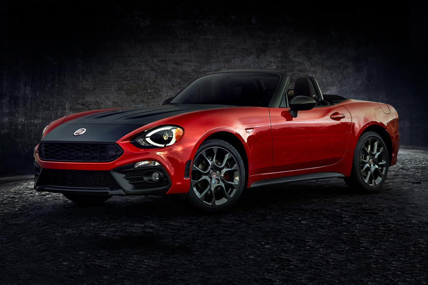 2020 Fiat 124 Spider Abarth Review Trims Specs And Price