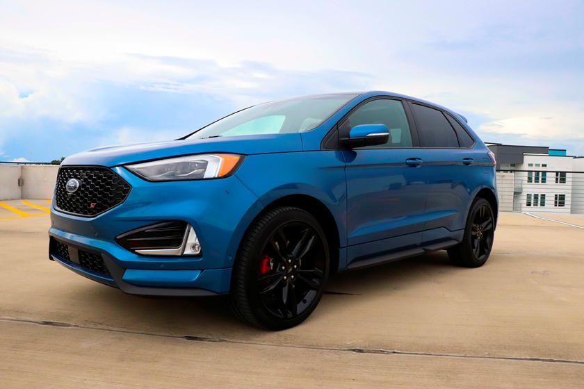 2020 Ford Edge Review.2020 Ford Edge St Review Trims Specs And Price Carbuzz