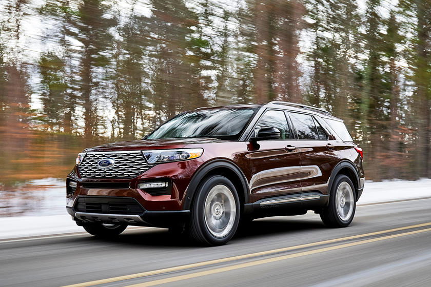 2020 ford explorer: review, trims, specs, price, new