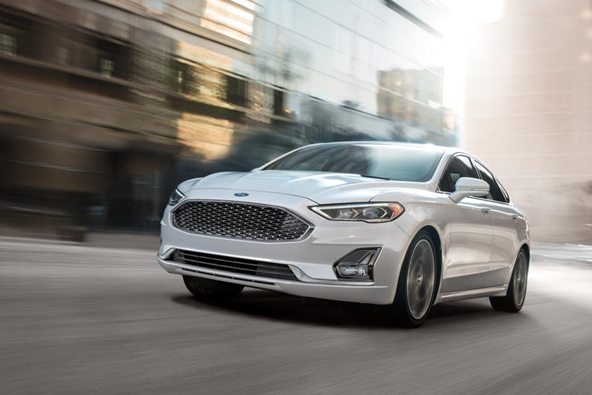 2020 Ford Fusion Hybrid Review Trims Specs And Price Carbuzz