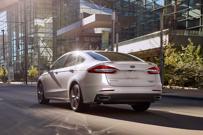 2020 Ford Fusion: Review, Trims, Specs, Price, New Interior ...