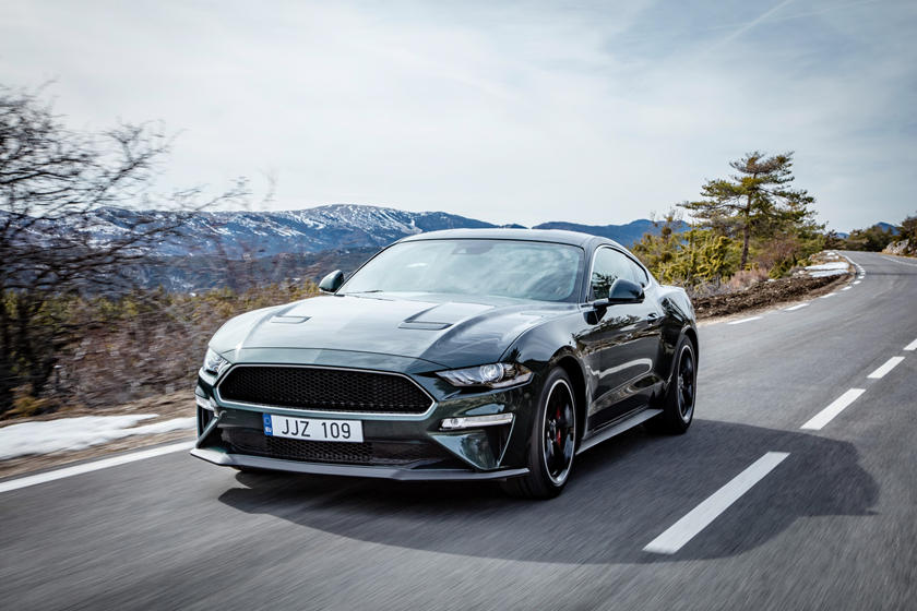2020 ford mustang bullitt  review  trims  specs  price  new interior features  exterior design