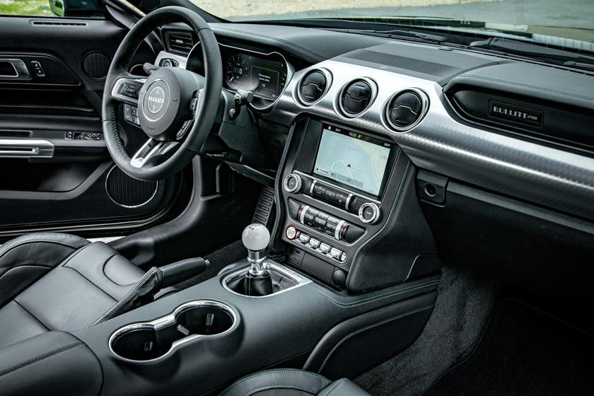 2020 ford mustang bullitt interior photos carbuzz 2020 ford mustang bullitt interior