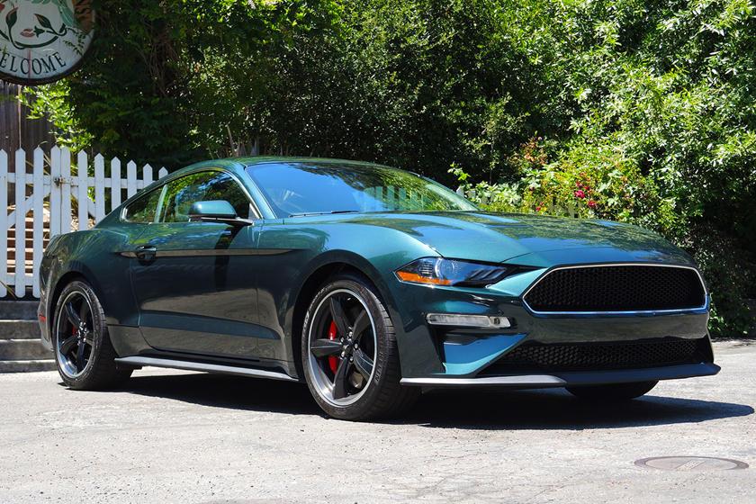 2020 Ford Mustang Bullitt Horsepower