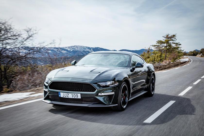 2020 Ford Mustang Bullitt Cost