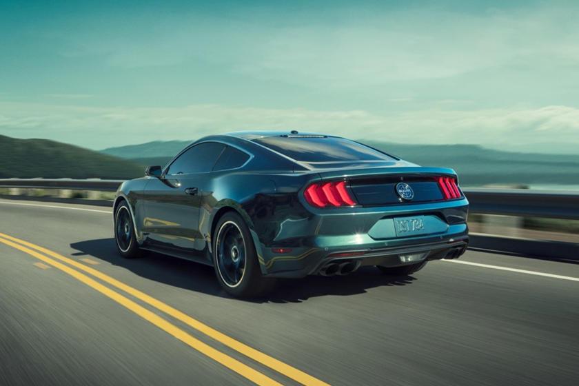 2020 Ford Mustang Bullitt Photos