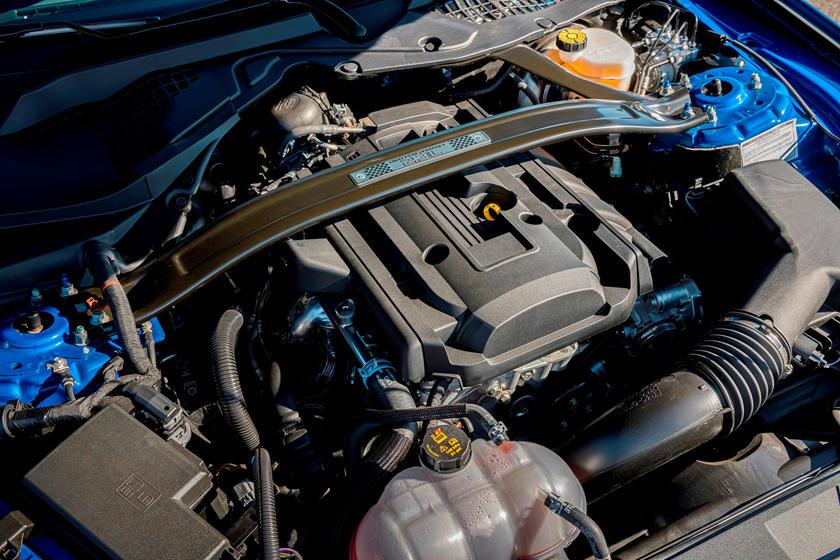 2020 Ford Mustang Convertible Exterior Photos Carbuzz