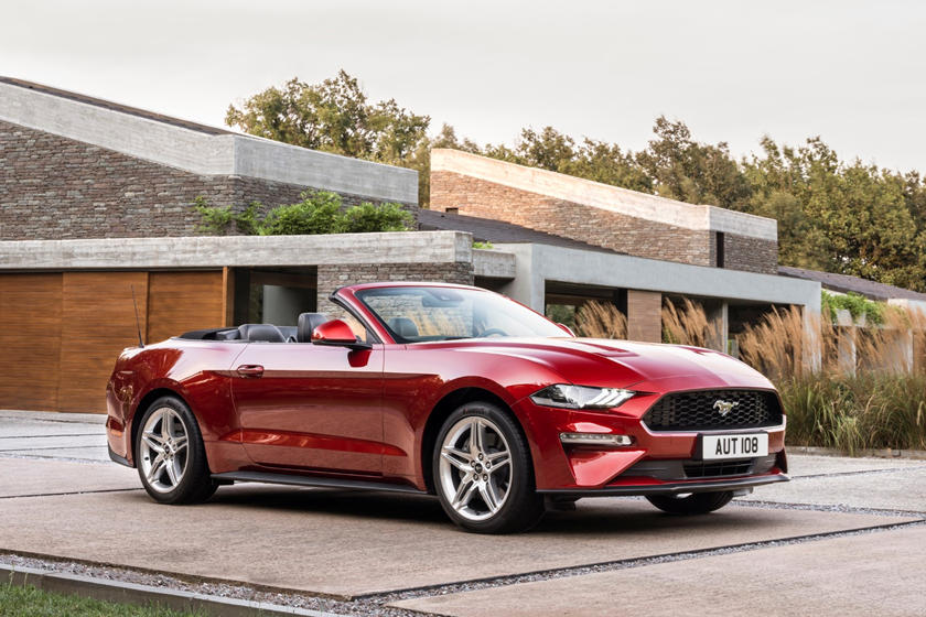 2020 Ford Mustang Convertible Review, Trims, Specs and Price | CarBuzz