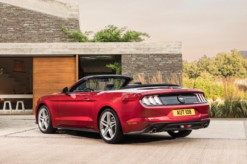2020 Mustang Gt Convertible Horsepower