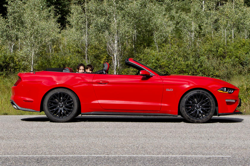 2020 Mustang Gt Convertible Images