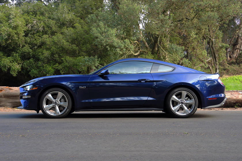 2020 ford mustang gt coupe exterior photos