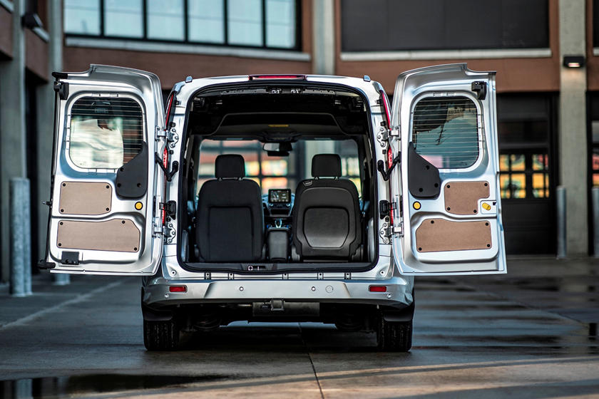 2020 Ford Transit Connect Cargo Van Review Trims Specs Price New Interior Features Exterior Design And Specifications Carbuzz