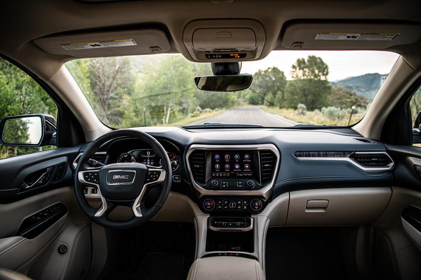 2020 Gmc Acadia Review Trims Specs Price New Interior