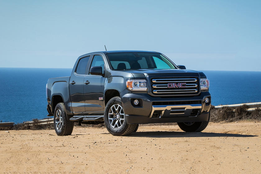 2020 Gmc Canyon Review.2020 Gmc Canyon Review Trims Specs And Price Carbuzz