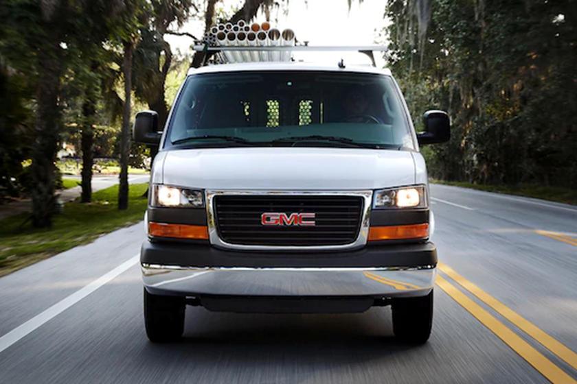 2020 Gmc Savana Cargo Van Review Trims Specs Price New Interior Features Exterior Design And Specifications Carbuzz